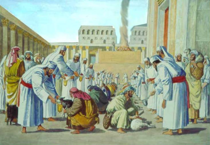 The Korban Pesach (Passover Sacrifice)
