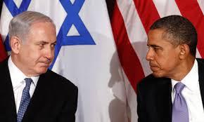 Netanyahu versus Obama