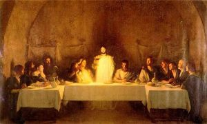 Bouveret — Last Supper