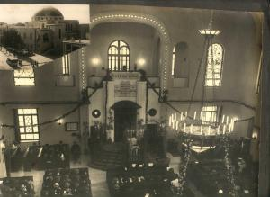 Traditional Synagogue Service