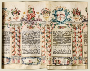 Illuminated Megillah